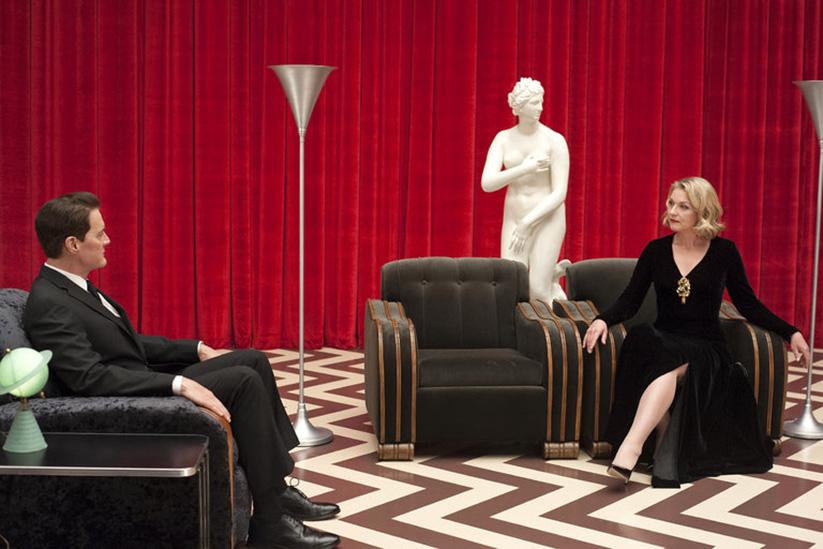 Twin Peaks Cast Members Dale cooper Laura Palmer