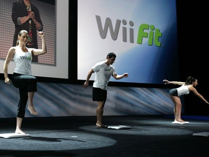 Wii Fit opening new doors for Games for Health